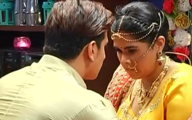Here S What Will Hen On Badho Bahu Wedding Night Watch Video Indiatoday