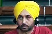 Bhagwant Mann guilty for filming Parliament security arrangement: Lok Sabha panel