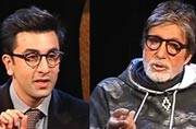 WATCH: Amitabh tells Ranbir why only negative news about a star makes headlines