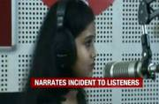 Popular RJ Nidhi eve-teased in Allahabad, narrated incident to listeners