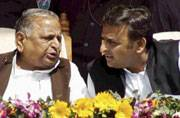 Akhilesh upset with Mulayam's list of candidates for UP elections
