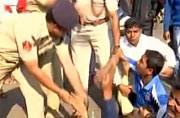 Bhubaneswar: Scuffle between BJP and BJD workers after murder of engineering student