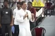 Rahul Gandhi takes to Twitter, dares PM Modi to debate demonetisation in Parliament