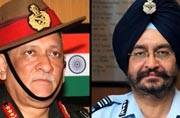 Know your chiefs: Bipin Rawat to head Indian Army and BS Dhanoa the IAF
