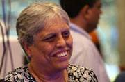 Shocked I am the only cricketer in BCCI panel: Diana Edulji to India Today