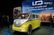 VW's Iconic Hippie Van Gets a Hipster Makeover