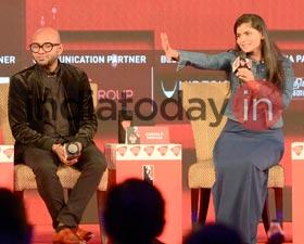 Benny Dayal and Chinmayi Sripada