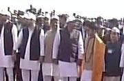 Bihar liquor ban: Nitish Kumar leads longest human chain in support of prohibition, creates world record