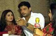 Rashami Desai, Sidharth Shukla and Jasmin Bhasin at the launch of their new show Dil Se Dil Tak
