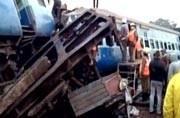 Jagdalpur-Bhubaneswar Hirakhand Express derails in Andhra Pradesh