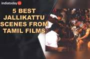Best jallikattu scenes from Tamil films