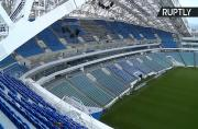 Sochi's Fisht Olympic Stadium Ready for FIFA 2018 World Cup