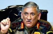 Army chief Rawat's warning to Kashmir youth gets political colour. Is Centre's policy in Valley failing?