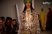 Hijabs and Long Hemlines on Show at London's First 'Modest Fashion Week'