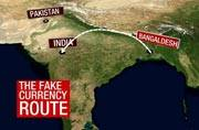 Pakistan route blocked, now fake currency comes to India from Bangladesh