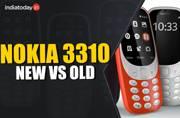 Nokia 3310 (2017)- New vs Old