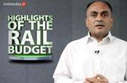 Union Rail Budget 2017: Substantial push to improved infrastructure