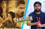 WATCH Rangoon movie review: Shahid, Kangana and Saif deliver powerful performances