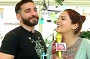Watch: Siddhant Karnick and Megha Gupta hade great fun during Valentine's Day date