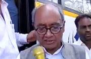 Goa Governor acted under pressure from central ministers: Congress leader Digvijay Singh