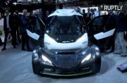 Airbus Unveils World's First 'Drone-Car' at Geneva Motor Show