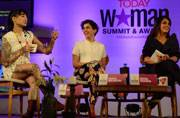 India Today Woman Summit: richa Chadda, Bani J, Sanya Malhotra