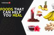 Watch: Foods that can help you heal naturally