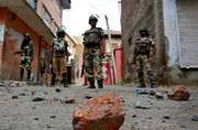 Horror and gloom at encounter site in Kashmir's Budgam