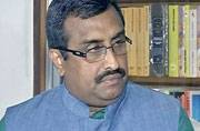BJP's Ram Madhav on Lucknow encounter: ISIS unable to take root in India thanks to security forces