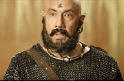 Sathyaraj as Katappa in Baahubali