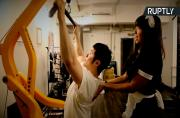 Do You Even Lift, Bro? Maids Train Macho Men at this Tokyo Gym