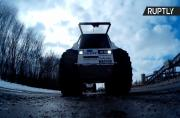 Convoy of SHERP ATVs Begins Longest Overland Journey North of Arctic Circle