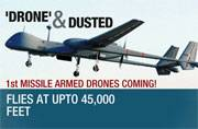 ISI streamlines LeT terror operations in J-K; India to acquire first armed drone; more