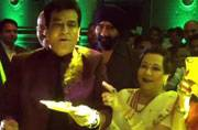 Ekta Kapoor celebrates father Jeetendra's birthday in Ajmer