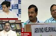 Who should be paying for the legal bills of Delhi government and Arvind Kejriwal?