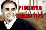 Watch: Travel writer Pico Iyer talks to Nonita Kalra about his perspective on travel