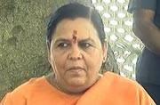 Ready to face any punishment for Ayodhya, Tiranga and Ganga, says Uma Bharti