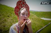 Meet Bishkek's 'Orchestra Girl'- The 19yo Maestro of Kyrgyz Folk Music