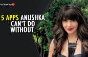 Actor Anushka Sharma loves these 5 apps