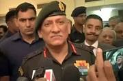 We are prepared: Army chief says infiltration will gain momentum with onset of summer, but fear not