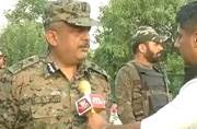 Will neutralize terrorists with robust security deployment, says IG CRPF Zulfiqar Hasan