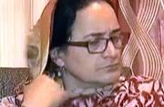 When Hurriyat leader Naeem Khan's wife exited India Today's discussion panel abruptly
