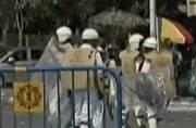 Kolkata: Left protestors clash with police demanding fair price for farmer's produce