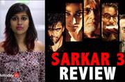 WATCH Sarkar 3 review: Amitabh Bachchan is top-notch, but RGV