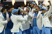 This is the best possible side for Champions Trophy: Sourav Ganguly to India Today