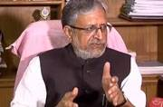 Sushil Modi offers BJP support to Bihar CM Nitish Kumar, asks him to dump Lalu Prasad