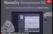 WannaCry Ransomware affects India but govt says no harm done