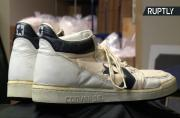 Michael Jordan's '84 Olympic Sneakers Up for Auction