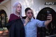 Fantasy Fan Spends $30,000 on Transforming Himself into an Elf