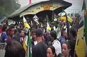 Gorkhaland agitation: GJM calls for indefinite shutdown of all government offices in Darjeeling